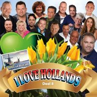 I Love Hollands - Deel 8 - CD