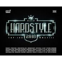 Hardstyle Top 100 - Best Of 2018 - 2CD