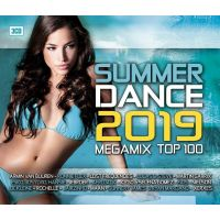 Summerdance Megamix Top 100 - 2019 - 3CD