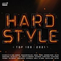 Hardstyle Top 100 - 2021 - 2CD