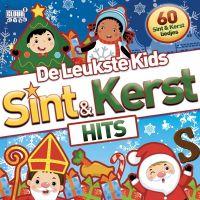 De Leukste Kids Hits - Sint & Kerst - CD