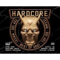 Hardcore Top 100 - Best Of 2021 - 2CD