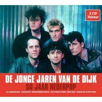 De Dijk - De Jonge Jaren Van De Dijk - 50 Jaar Nederpop - 2CD