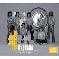 Massada - De Jongere Jaren Van Massada - 50 Jaar Nederpop - 2CD