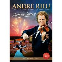 Andre Rieu -  Shall We Dance - Live In Maastricht - DVD