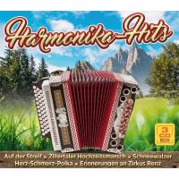 Harmonika-Hits - 3CD