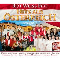 Hits Aus Osterreich - Rot Weiss Rot - 3CD