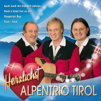 Alpentrio Tirol - Herzlichst - CD