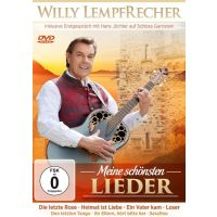 Willy Lempfrecher - Meine Schonsten Lieder - DVD