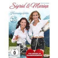 Sigrid und Marina - Heimatgefuhle - Von Herzen Am Kaisergebirge - DVD