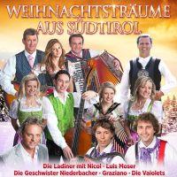 Weihnachtstraume Aus Sudtirol - 2CD