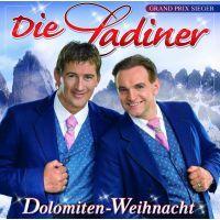 Die Ladiner - Dolomiten-Weihnacht - CD