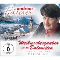 Andreas Fulterer - Weihnachtszauber Aus Den Dolomiten - CD+DVD