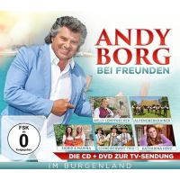 Andy Borg - Bei Freunden - Im Burgenland - CD+DVD