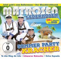Matrosen In Lederhosen - Sommer Party Kracher - CD+DVD