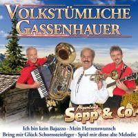 Alpenland Sepp & Co - Volkstumliche Gassenhauer - CD