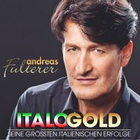 Andreas Fulterer - Italo Gold - CD
