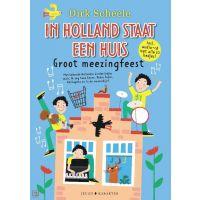 Dirk Scheele - In Holland Staat Een Huis - BOEK+CD