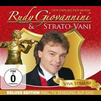 Rudy Giovannini & Strato-Vani - Viva Strauss - Deluxe Edition - CD+DVD