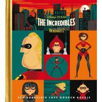 The Incredibles 1 & 2 - Een Luxe Gouden Boekje - BOEK