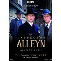 Inspector Alleyn Mysteries - Complete Series 1 & 2 - 9DVD