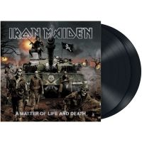 Iron Maiden -  A Matter Of Life And Death - 2LP