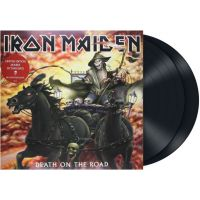 Iron Maiden - Death On The Road - Picture Disc Deluxe - 2LP