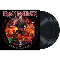 Iron Maiden - Nights Of The Dead - Live In Mexico City - 3LP