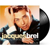 Jacques Brel - His Ultimate Collection - LP