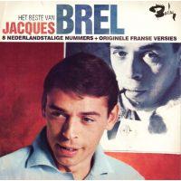 Jacques Brel - Het Beste Van - CD