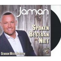 Jaman - Spoken Bestaan Niet - Vinyl Single