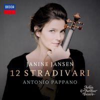 Janine Jansen - 12 Stradivari - CD