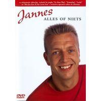 Jannes - Alles Of Niets - DVD