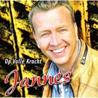 Jannes - Op Volle Kracht - CD