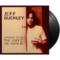 Jeff Buckley - Dreams Of The Way We Were 1992 - LP