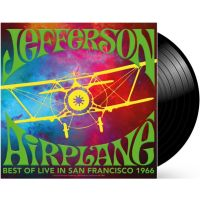 Jefferson Airplane - Best Of Live In San Francisco 1966 - LP