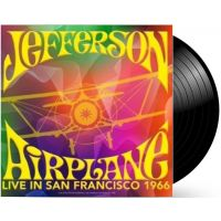 Jefferson Airplane - Live In San Francisco 1966 - 2LP