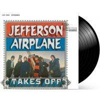 Jefferson Airplane - Takes Off - LP
