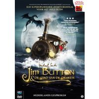Jim Button En De Stad Van De Draken - DVD