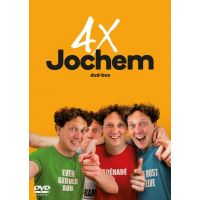 Jochem Myjer - 4x Jochem - 4DVD