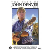 John Denver - The Best Of - DVD + CD