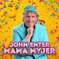John Enter - Mama Myjer - CD Single