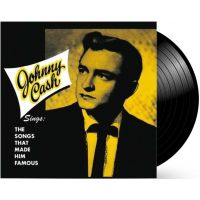 Johnny Cash - The Songs That Made Him Famous - LP