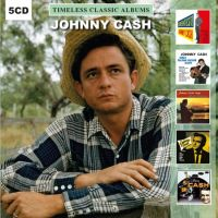 Johnny Cash - Timeless Classic Albums - 5CD
