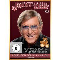 Jonny Hill - Ruf Teddybar 1-4 - Legenden Der Volksmusik - DVD