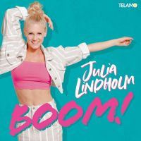 Julia Lindholm - Boom! - CD