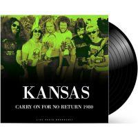 Kansas - Carry On For No Return 1980 - LP
