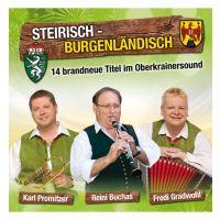 Steirisch-Burgenlandisch - CD