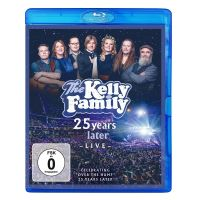 The Kelly Family - 25 Years Later Live - Bluray