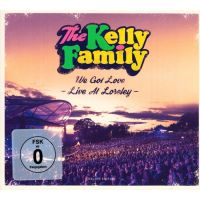 The Kelly Family - We Got Love - Live At Loreley - 2CD+2DVD
